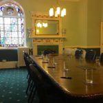 Boardroom Meeting Set Up